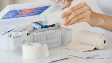 Photo of 6 First Aid Items You Should Always Have Around the House