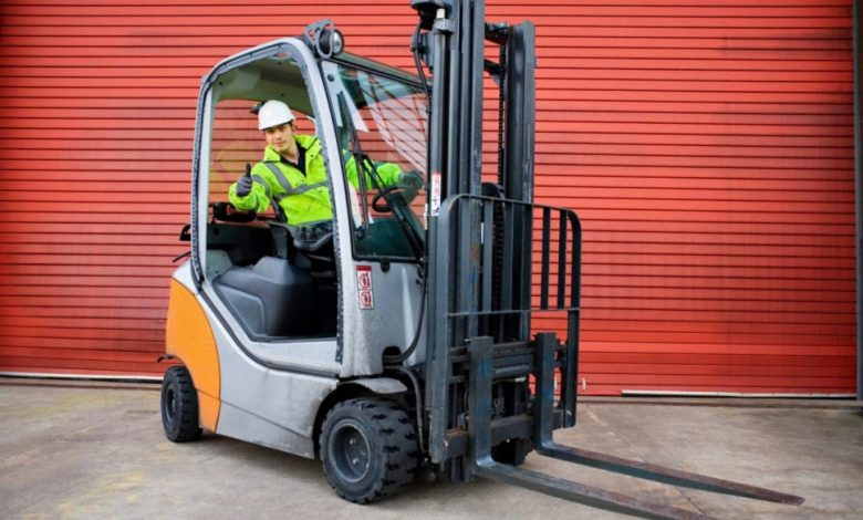 Photo of OSHA Forklift Training: Points to Note